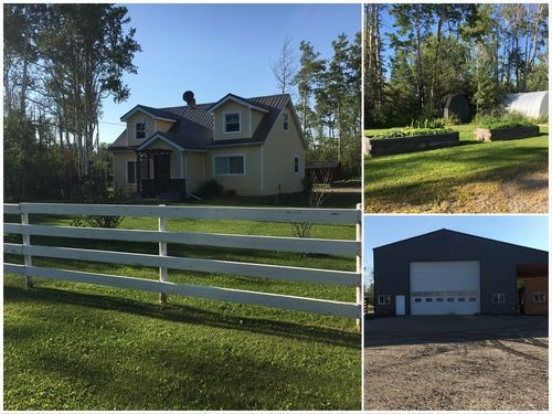 Character Home on 63 acres in Dawson Creek, BC Featured by Nyla LePine,