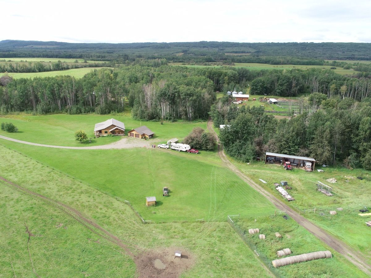 954 Jackfish Lake Road-Pristine Cattle Ranch,
