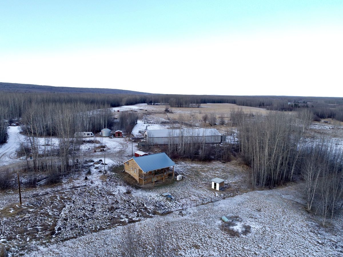 **SOLD**630 Acre Ranch-Jack Fish Lake Area,