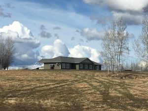 house-landscape-barn-sky